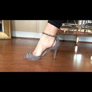 NEW open toe heels